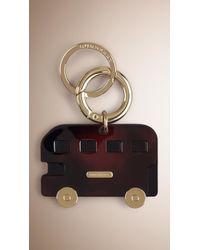 Burberry Brit - British Icon Key Charm - Lyst
