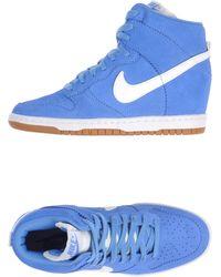 Nike - Hightops Trainers - Lyst