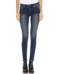 Blk Dnm Jeans 26 Utica Blue - Lyst