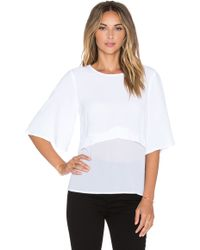 Minty Meets Munt - Take Action Top - Lyst