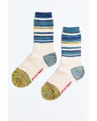 Chums - Colorblock Wool Boot Sock - Lyst