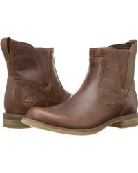 Timberland Earthkeepers Savin Hill Chelsea - Lyst