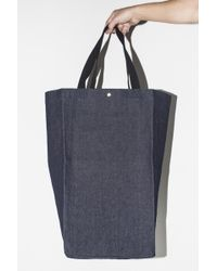 Cooperative De Creation | Cotton Denim Nolan Bag | Lyst