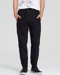 McQ by Alexander McQueen Side Zip Sweatpants - Lyst