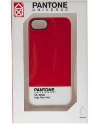 Case Scenario - Pantone Universe Iphone 5 Case - Lyst
