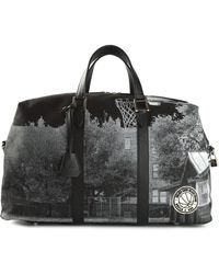 Golden Goose Deluxe Brand Photographic Print Holdall Bag - Lyst