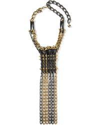 Lanvin 'Taliska' Necklace - Lyst