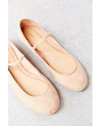 Cooperative - Soft Ballet Flat - Lyst