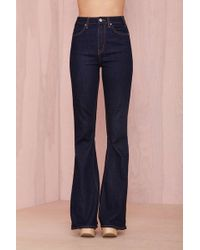 Nasty Gal Denim - What The Bell - Lyst