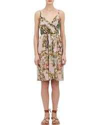 Etoile Isabel Marant Floral Voile Welby Dress - Lyst