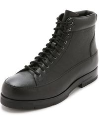 3.1 Phillip Lim - Summit Short Boots - Lyst