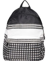 Givenchy Keffieh Printed Nylon Backpack - Lyst