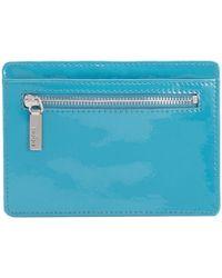 Hobo - Euro Slide Leather Credit Card Holder - Lyst