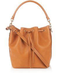 Saint Laurent Emmanuelle Medium Bucket Bag - Lyst