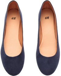 H&M | Ballet Pumps | Lyst