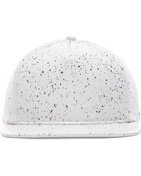 Stampd - Leather Speckle Hat - Lyst