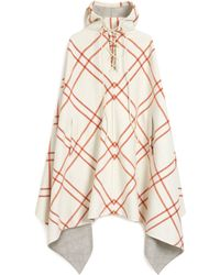 Mulberry | Dixter Poncho | Lyst