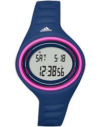 adidas Originals - Unisex Polyurthane Lcd Sports Watch - Lyst