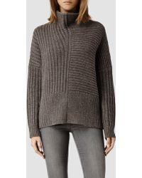 AllSaints Penryn Sweater - Lyst
