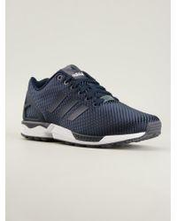 Adidas Zx Flux Sneakers - Lyst