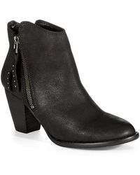 Steve Madden Whysper Ankle Boots - Lyst