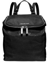 Michael by Michael Kors Lisbeth Leather Medium Backpack - Lyst