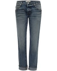 AMO Tomboy Yours Truly Jeans - Lyst
