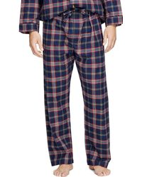 Brooks Brothers Signature Tartan Flannel Pajamas - Lyst