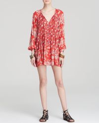 Free People Dress - Lucky Loosey - Lyst
