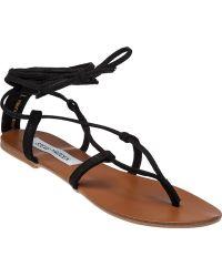 Steve Madden | Werkit Suede Sandals | Lyst