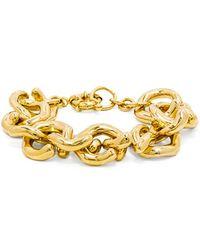 BaubleBar 'Mary Links' Bracelet - Lyst
