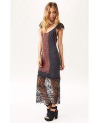 Stone Cold Fox Arizona Dress - Lyst