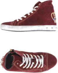 Ciaboo High-Tops & Trainers purple - Lyst