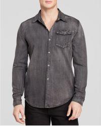 BLK DNM | Jeans Button Down Shirt - Regular Fit | Lyst