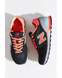 New Balance 515 Running Sneaker pink - Lyst