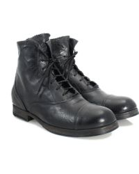 Fiorentini + Baker Go02 in Washed Leather Boots - Lyst