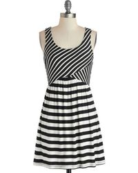 Monteau Inc | Creative Cooperative Dress | Lyst