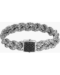 John Hardy 'Classic Chain' Semiprecious Stone Bracelet - Lyst