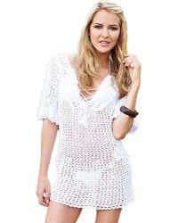 Beauty & The Beach - Madeline Dress - Lyst