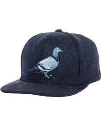 Staple The Quilted Pigeon Snapback - Lyst