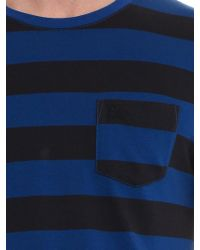 Burberry Brit - Blakeley Striped T-Shirt - Lyst