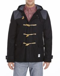 Bellfield - Nobel Toggle Coat - Lyst