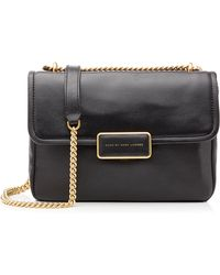 Marc By Marc Jacobs Rebel Leather Shoulder Bag - Lyst