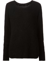 Joe's Jeans - Ribbed Jumper - Lyst