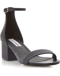 Steve Madden Ideaal Sm Two Part Heeled Sandals - Lyst