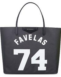 Givenchy Antigona Favelas 74 Large Shopper Bag - Lyst