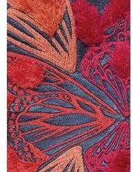Matthew Williamson Butterfly Clutch Bag - Lyst
