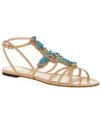 Charlotte Olympia Phoenix Sandals multicolor - Lyst