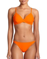 Orlebar Brown Hampton Bikini Top - Lyst