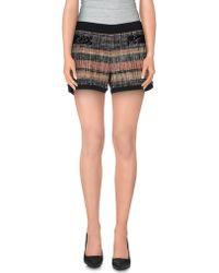 Pf Paola Frani - Shorts - Lyst